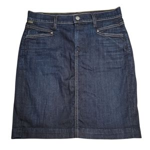 CITIZENS OF HUMANITY by Jerome Dahan Denim Skirt